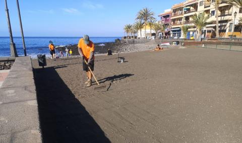 Playa de Valle Gran Rey ( La Gomera) / CanariasNoticias.es