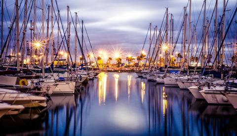 Muelle Deportivo. Las Palmas de Gran Canaria/ canariasnoticias