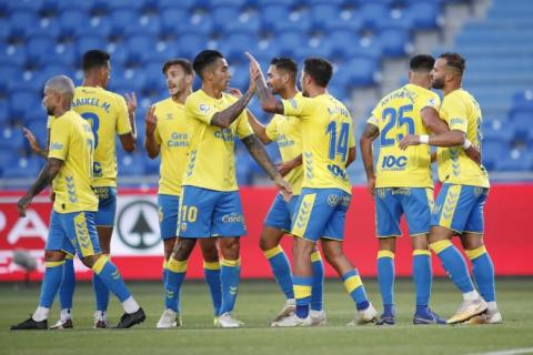 U.D. Las Palmas 3 - Albacete Balompié 2/ canariasnoticias