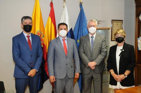 Convenio para tramitar ayudas a canarios en Venezuela / CanariasNoticias.es