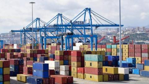 Puerto de La Luz. Las Palmas de Gran Canaria / CanariasNoticias.es