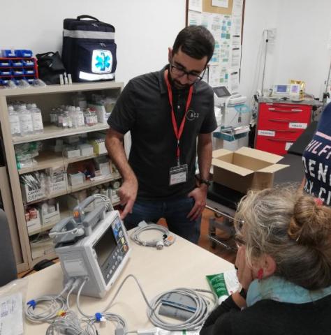 Sanidad adquiere 131 desfibriladores / CanariasNoticias.es