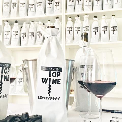 Top Wine corona a Viña La Vica y Plaza Perdida/ canariasnoticias