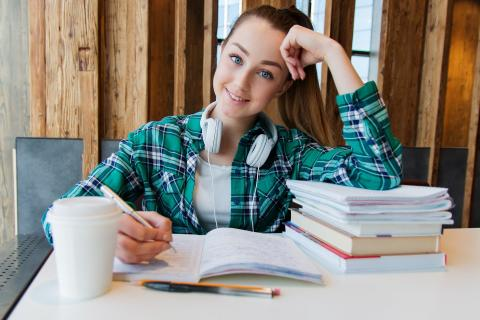 Exámenes GRE y TOEFL