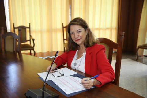 Isabel Martín, consejera de Bienestar Social del Cabildo de Lanzarote / CanariasNoticias.es