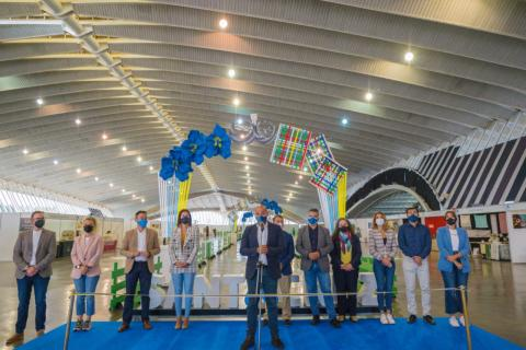 Exposición de Flores, Plantas y Artesanía. Santa Cruz de Tenerife. Tenerife,/ canariasnoticias