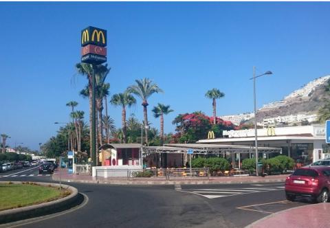 McDonald's Puerto Rico (Gran Canaria) / CanariasNoticias.es