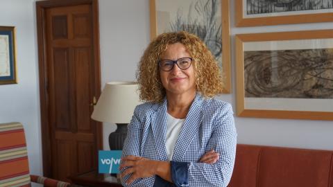 Nieves Hernández, consejera del Cabildo de La Palma / CanariasNoticias.es