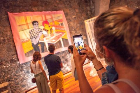 Phe Gallery en Puerto de la Cruz (Tenerife) / CanariasNoticias.es