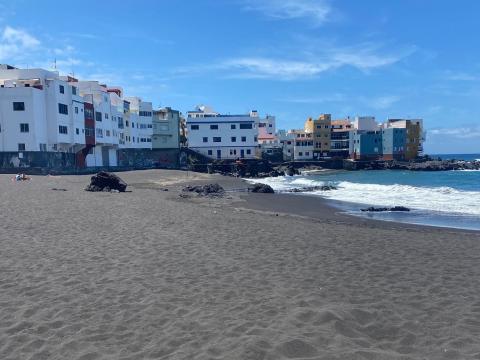 Playa Jardín, Puerto de la Cruz (Tenerife) / CanariasNoticias.es