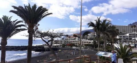 Playa de la Arena, Santiago del Teide (Tenerife) / CanariasNoticias.es