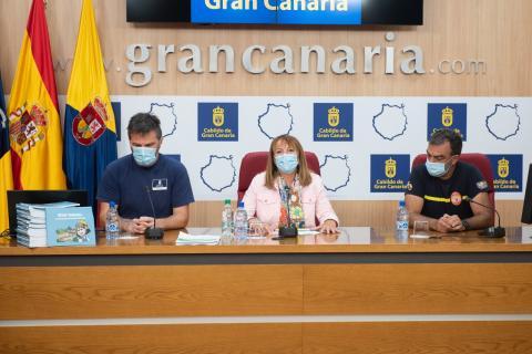 Prevenir incendios en Gran Canaria/ canariasnoticias