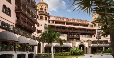 Hotel Santa Catalina/ canariasnoticias