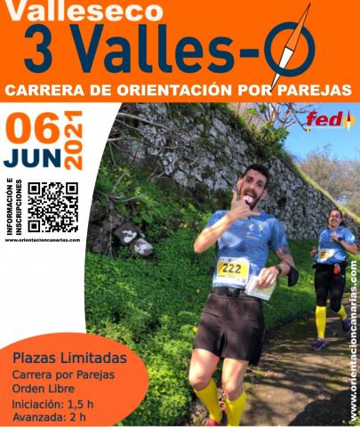 "Carrera ""Valleseco 3 Valles-O"" / CanariasNoticias.es"