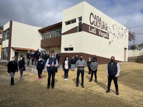 Rehabilitación de la La Casa de la Cultura de Las Vegas de Valsequillo (Gran Canaria) / CanariasNoticias.es