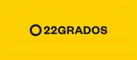 Nueva marca gráfica de 22Grados
