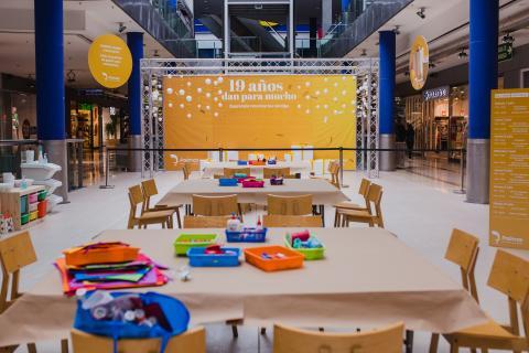 El Centro Comercial y de Ocio 7 Palmas celebra su 19 aniversario / CanraiasNoticias.es