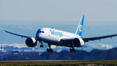 Air Europa/ canariasnoticias