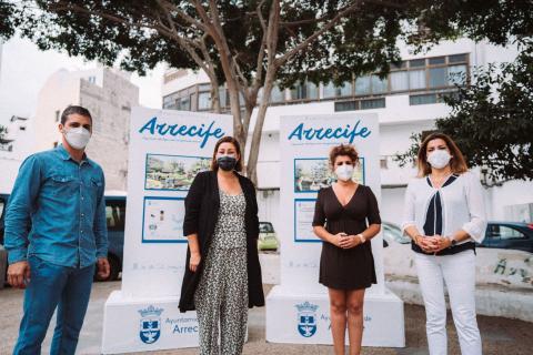 Arrecife invierte 375.000 euros en la transformación de la Plaza Pedro Alcántara / CanariasNoticias.es