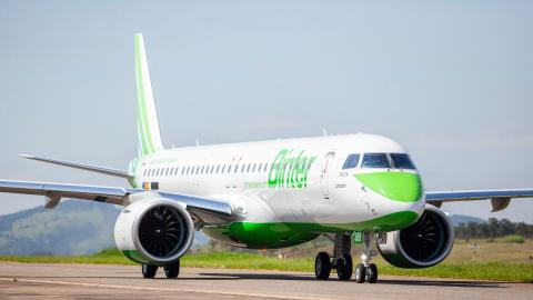 Avión de Binter / CanariasNoticias.es