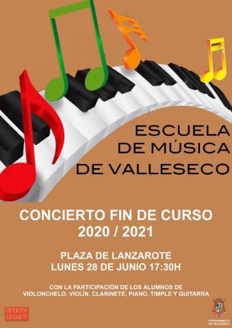 Concierto. Valleseco/ canariasnoticias