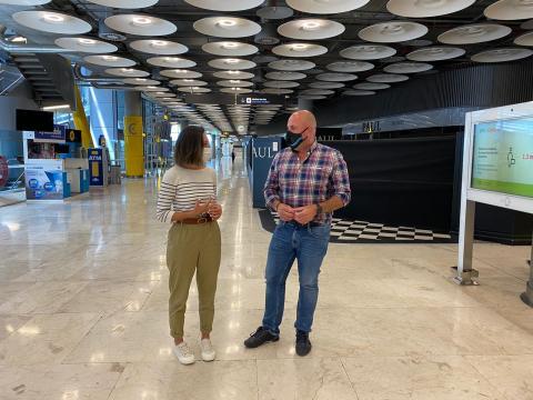 Fuerteventura estrena la primera la conexión aérea directa con Zaragoza / CanariasNoticias.es