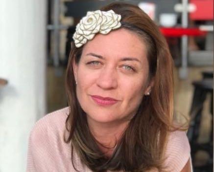 Guacimara Jiménez, coordinadora del comité provincial de Las Palmas