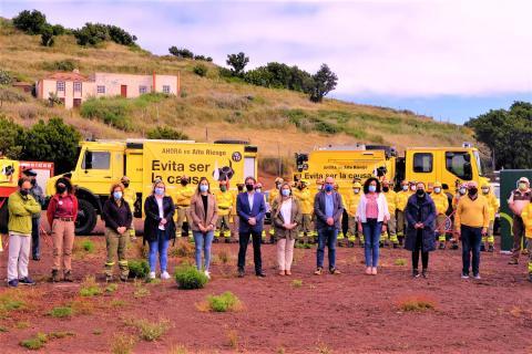 Campaña contra incendios forestales en La Palma / CanariasNoticias.es