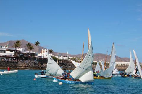 Vela Latina Canaria. Playa Blanca. Yaiza/ canariasnoticias