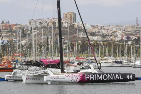 Pro Sailing Tour en Las Palmas de Gran Canaria