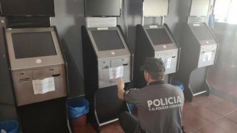 Controles en locales de juegos de Canarias / CanariasNoticias.es