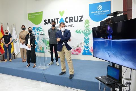 Santa Cruz de Tenerife y Compañía Cervecera suman esfuerzos para la protección de los angelotes / CanariasNoticias.es