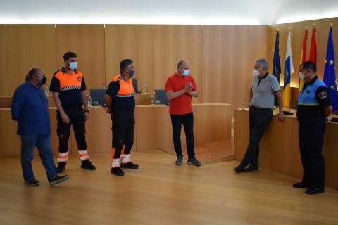 Curso de drones para la Policía Local de Tías y Protección Civil / CanariasNoticias.es
