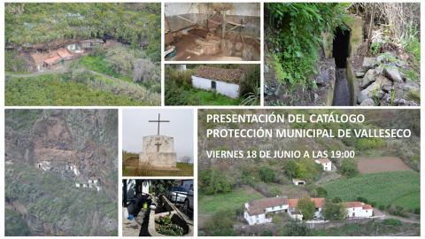 Catálogo de protección municipal de Valleseco (Gran Canaria) / CanariasNoticias.es