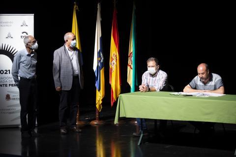 El Ayuntamiento de Valleseco nombra al nuevo Juez de Paz / CanariasNoticias.es