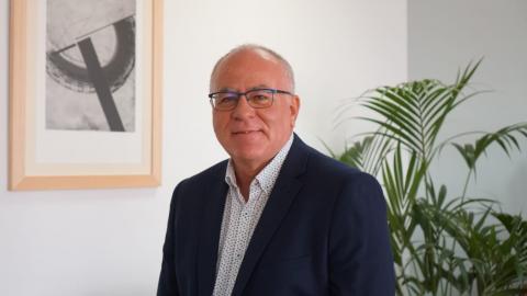 Carlos Cabrera, consejero de Aguas del Cabildo de La Palma / CanariasNoticias.es