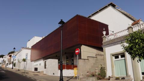 Auditorio. Valleseco/ canariasnoticias