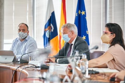 Comisión de Trabajo del puerto de Santa Águeda (Gran Canaria) / CanariasNoticias.es