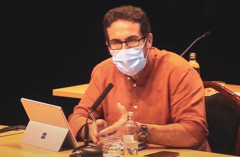 David de Vera, consejero de Agricultura, Ganadería y Pesca del Cabildo de Fuerteventura / CanariasNoticias.es