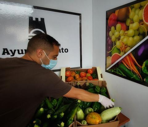 Adeje. Banco de Alimentos municipal/ canariasnoticias