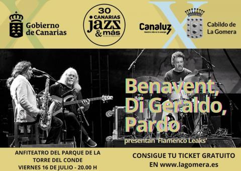 Festival Internacional Canarias Jazz&Mas. La Gomera. 'Flamenco Leaks'/ canariasnoticias