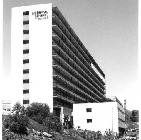 El Hospital Universitario de Canarias (HUC) cumple 50 años
