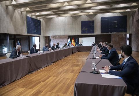 Ángel Víctor Torres se reúne con FEPECO / CanariasNoticias.es