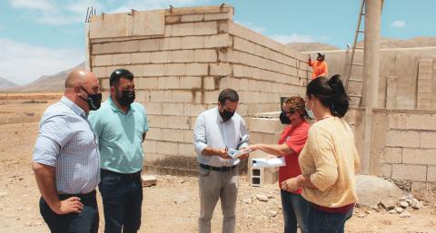 El Cabildo de Fuerteventura apoya a la Asociación de Criadores de Cabra de Fuerteventura / CanariasNoticias.es