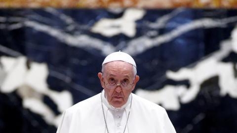 Papa Francisco/ canariasnoticias