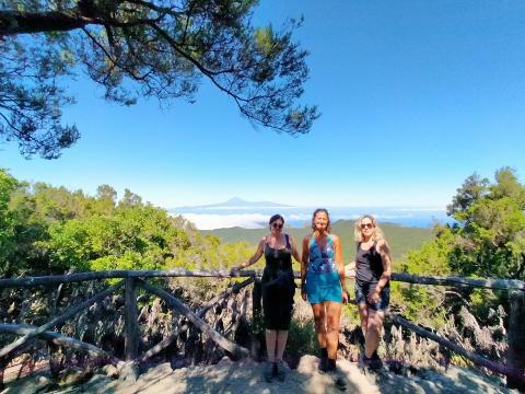 Agentes de viajes de tres turoperadores belgas visitan La Gomera / CanriasNoticias.es