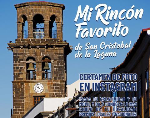 Certamen de fotografía de Instagram Mi Rincón Favorito