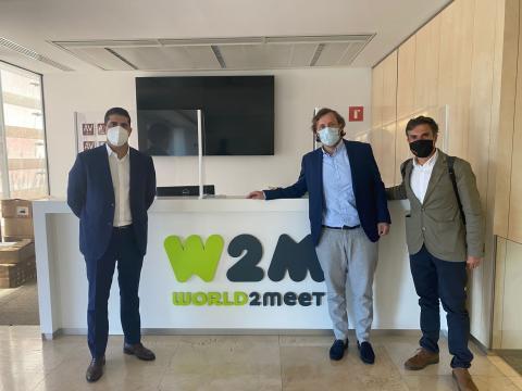Reunión de turismo Lanzarote con World2Meet / CanariasNoticias.es