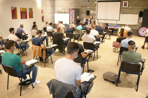 Los Realejos realiza pruebas para incorporar 5 nuevos policías locales / CanariasNoticias.es