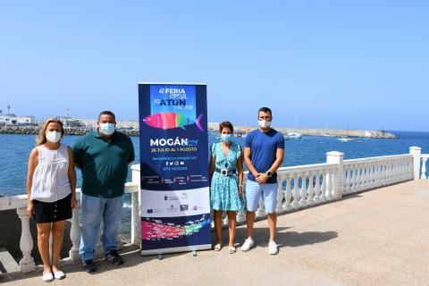 Presentación de la Feria del Atún y el Mar de Mogán / CanariasNoticias.es